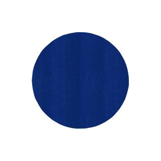 円形/インディゴ