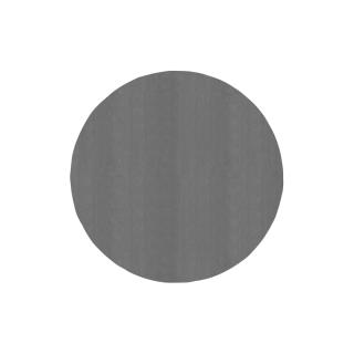 円形/スモークグレー