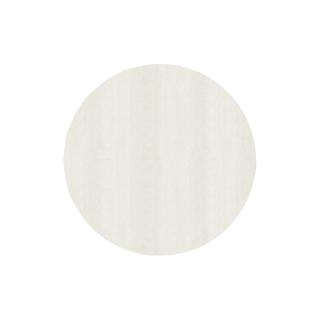 円形/ミルキーホワイト