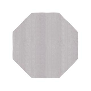 八角形/ウォームグレー
