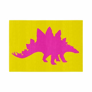ステゴサウルス/四角形/08ア