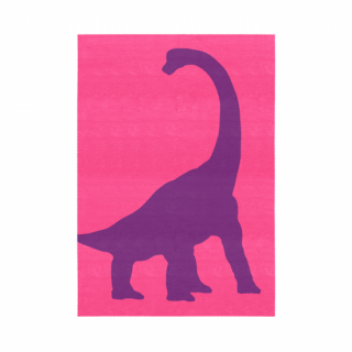 ブラキオサウルス/四角形/01