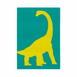 ブラキオサウルス/四角形/02