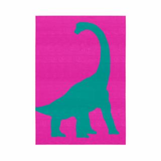 ブラキオサウルス/四角形/04