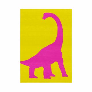 ブラキオサウルス/四角形/08