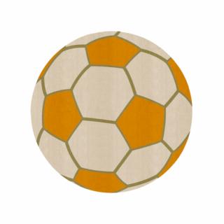 サッカーボール/02アイボリー