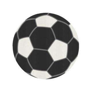 サッカーボール/06ブラック&