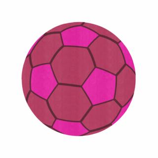 サッカーボール/07ワインレッ