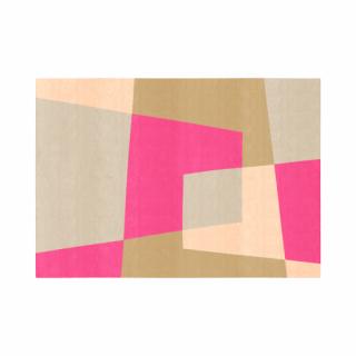 ベベル/四角形/05アイボリー