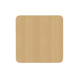 正方形(角丸15)/毛足長さ: