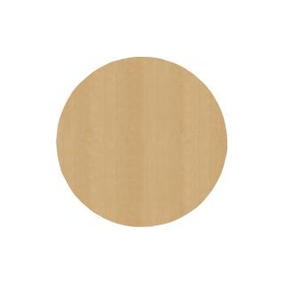 円形/毛足長さ:カット/ベージ