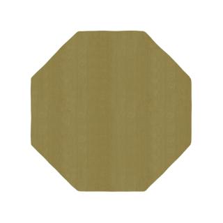 八角形/毛足長さ:カット/サン