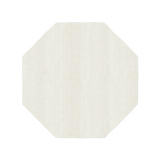 八角形/毛足長さ:カット/ミル