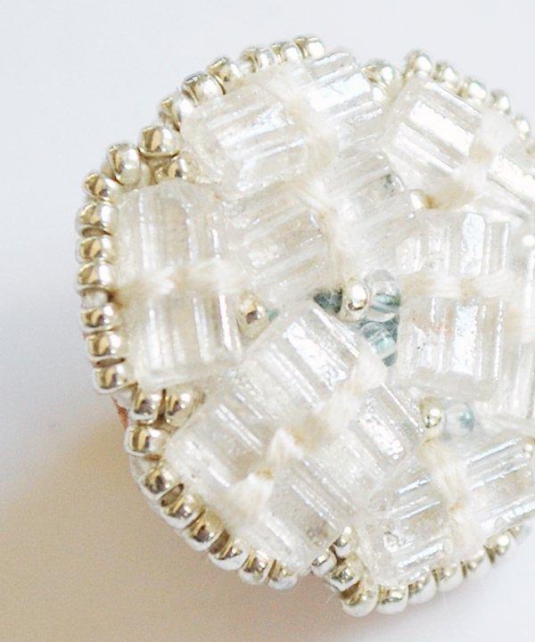 Crystal / pierce・earring