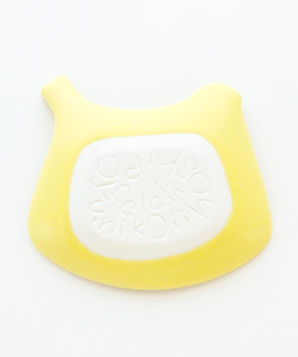 tori plate(lemon yellow)<img class='new_mark_img2' src='//img.shop-pro.jp/img/new/icons52.gif' style='border:none;display:inline;margin:0px;padding:0px;width:auto;' />