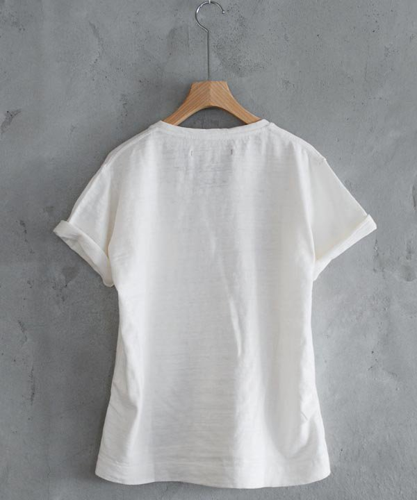 pocket t-shirt(nude)