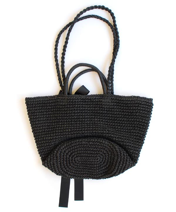 New Woven Bag (ブラック)<img class='new_mark_img2' src='//img.shop-pro.jp/img/new/icons52.gif' style='border:none;display:inline;margin:0px;padding:0px;width:auto;' />