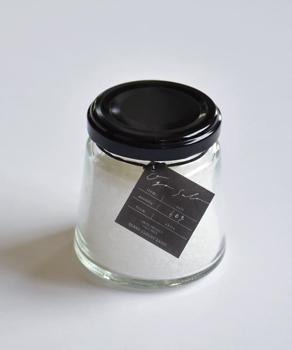 Oga Salt(60g/瓶入り)<img class='new_mark_img2' src='https://img.shop-pro.jp/img/new/icons52.gif' style='border:none;display:inline;margin:0px;padding:0px;width:auto;' />