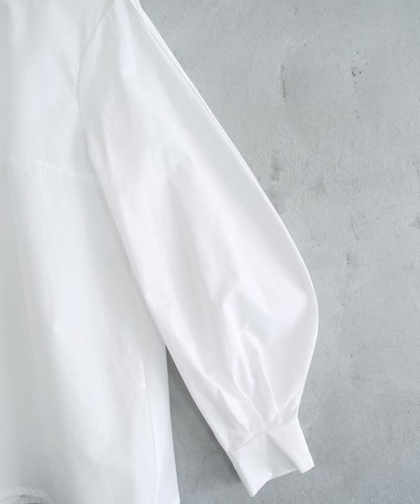 Type Writer Blouse(ホワイト)