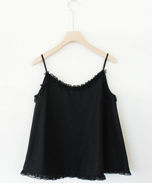 【SALE:30%off】W Organgy Camisole<img class='new_mark_img2' src='//img.shop-pro.jp/img/new/icons16.gif' style='border:none;display:inline;margin:0px;padding:0px;width:auto;' />