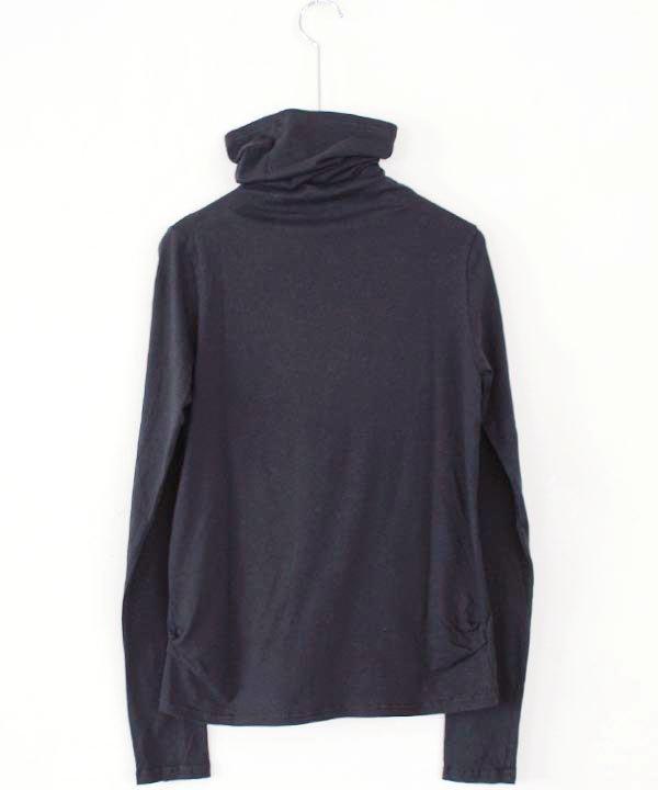 ikkuna/suzuki takayuki / turtle-neck t-shirt(charcoal gray)<img class='new_mark_img2' src='https://img.shop-pro.jp/img/new/icons52.gif' style='border:none;display:inline;margin:0px;padding:0px;width:auto;' />