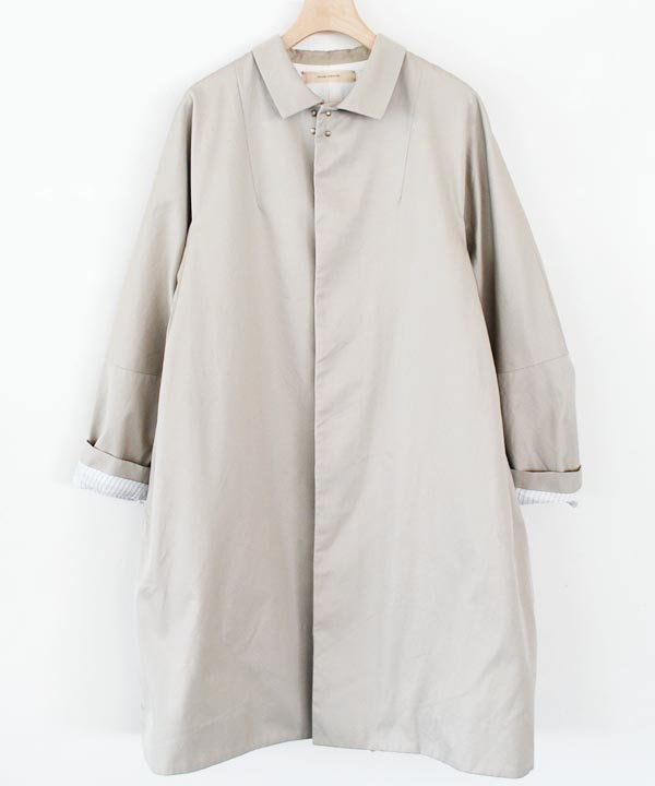 stand fall collar coat I