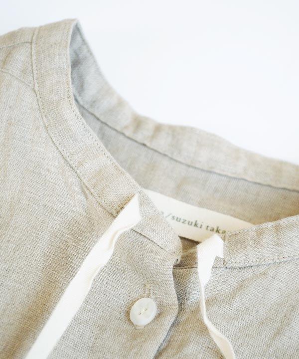 ikkuna / suzuki takayuki / gathered blouse(nude)<img class='new_mark_img2' src='https://img.shop-pro.jp/img/new/icons52.gif' style='border:none;display:inline;margin:0px;padding:0px;width:auto;' />