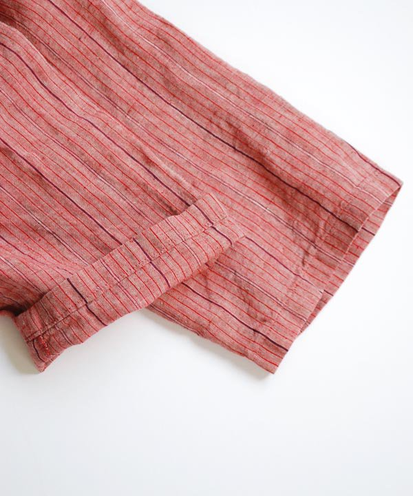 Bohemian Stripe ボートネックワンピース<img class='new_mark_img2' src='https://img.shop-pro.jp/img/new/icons1.gif' style='border:none;display:inline;margin:0px;padding:0px;width:auto;' />