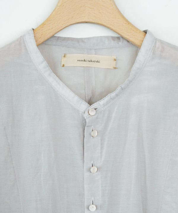 broad blouse(ice gray)<img class='new_mark_img2' src='https://img.shop-pro.jp/img/new/icons1.gif' style='border:none;display:inline;margin:0px;padding:0px;width:auto;' />