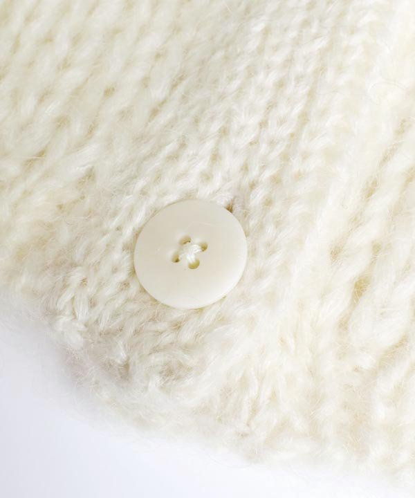 Mohair Cardigan(アイボリー)<img class='new_mark_img2' src='https://img.shop-pro.jp/img/new/icons1.gif' style='border:none;display:inline;margin:0px;padding:0px;width:auto;' />