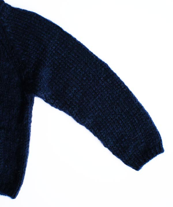 Mohair Cardigan(ネイビーブルー)<img class='new_mark_img2' src='https://img.shop-pro.jp/img/new/icons1.gif' style='border:none;display:inline;margin:0px;padding:0px;width:auto;' />