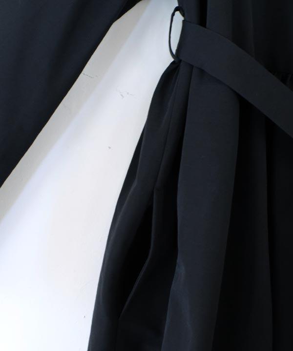 Grosgrain Coat(ブラック)