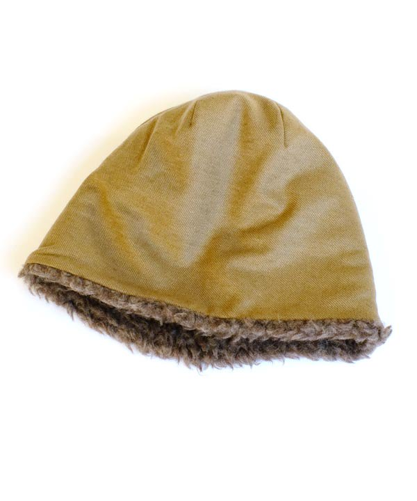 hood cap(キャメル)