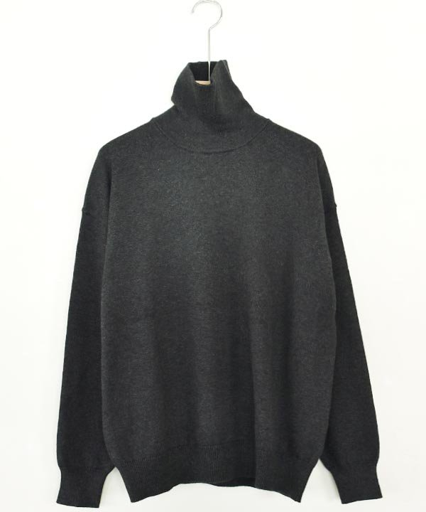 turtle-neck(チャコールグレー) <img class='new_mark_img2' src='https://img.shop-pro.jp/img/new/icons1.gif' style='border:none;display:inline;margin:0px;padding:0px;width:auto;' />