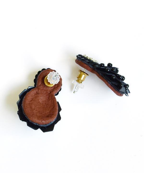 Penguin / pierce・earring