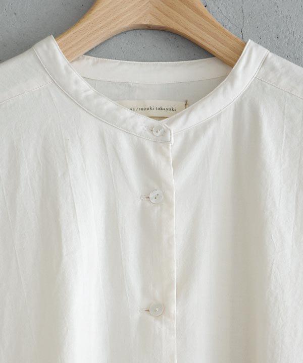 ikkuna/suzuki takayuki / shirt coat(nude)