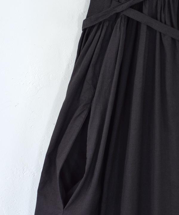 縁起もの ドレス(ダークブラウン)