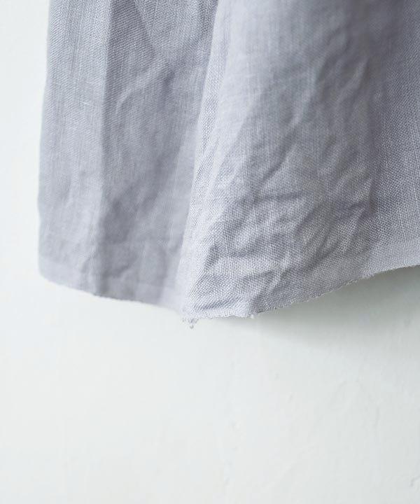 KL Vintage ベルト付きワンピース(グレイジュ)