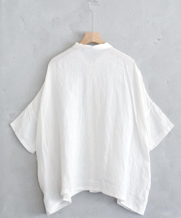 KL Heritage 80 ワイドシャツ(オフホワイト)
