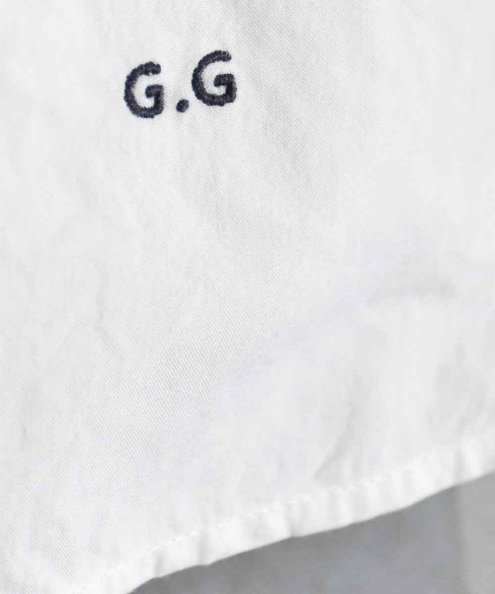 "gasa*grue / ""ピンクのカーテンの部屋"" フリルカラーブラウス(オフホワイト)<img class='new_mark_img2' src='https://img.shop-pro.jp/img/new/icons1.gif' style='border:none;display:inline;margin:0px;padding:0px;width:auto;' />"