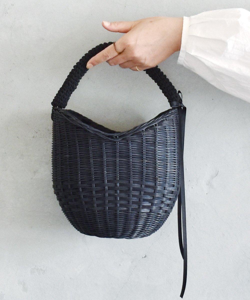 Rattan Special Basket(black)