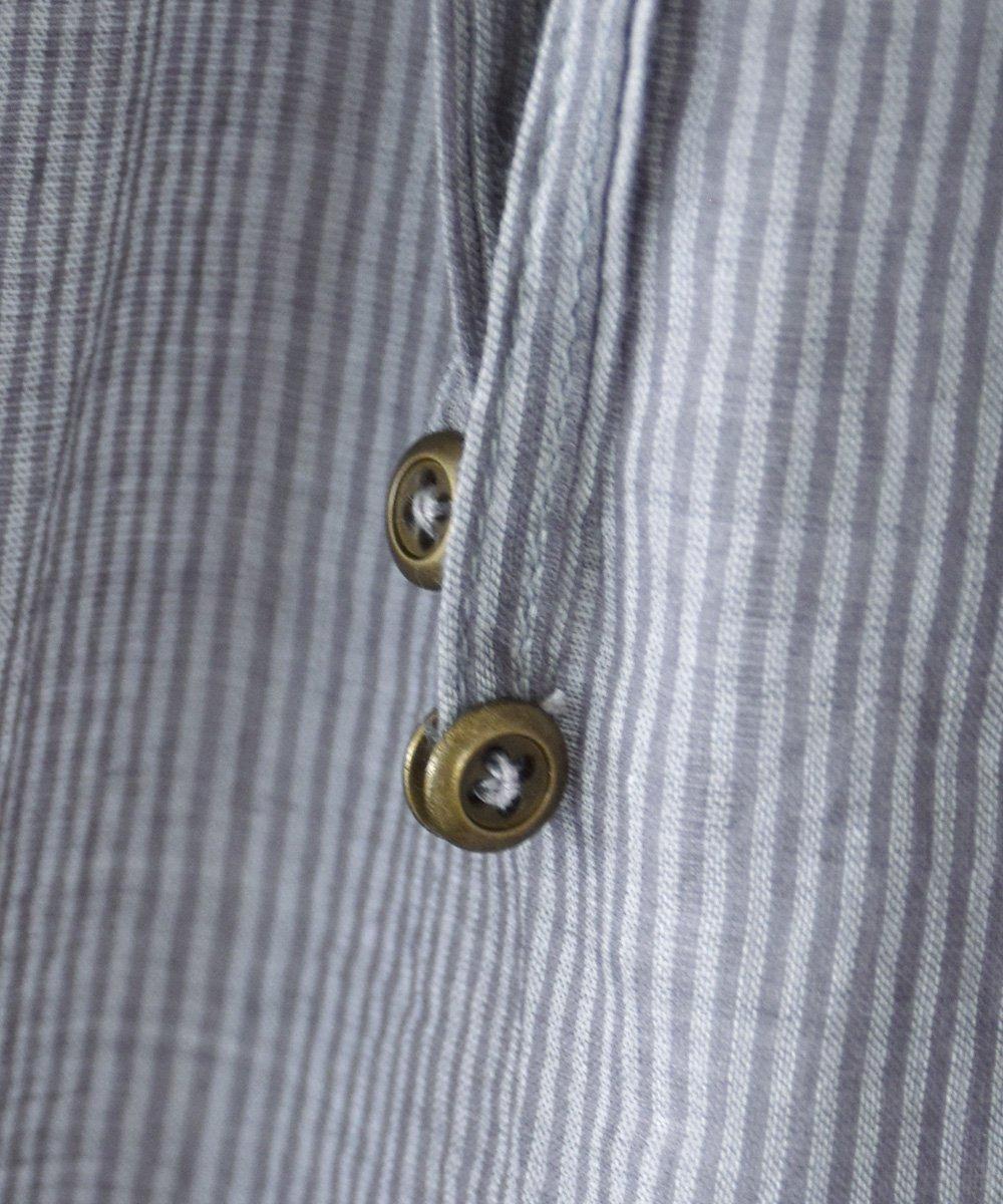 Khadi Cotton Tuck Skirt(L.Gray)<img class='new_mark_img2' src='https://img.shop-pro.jp/img/new/icons1.gif' style='border:none;display:inline;margin:0px;padding:0px;width:auto;' />
