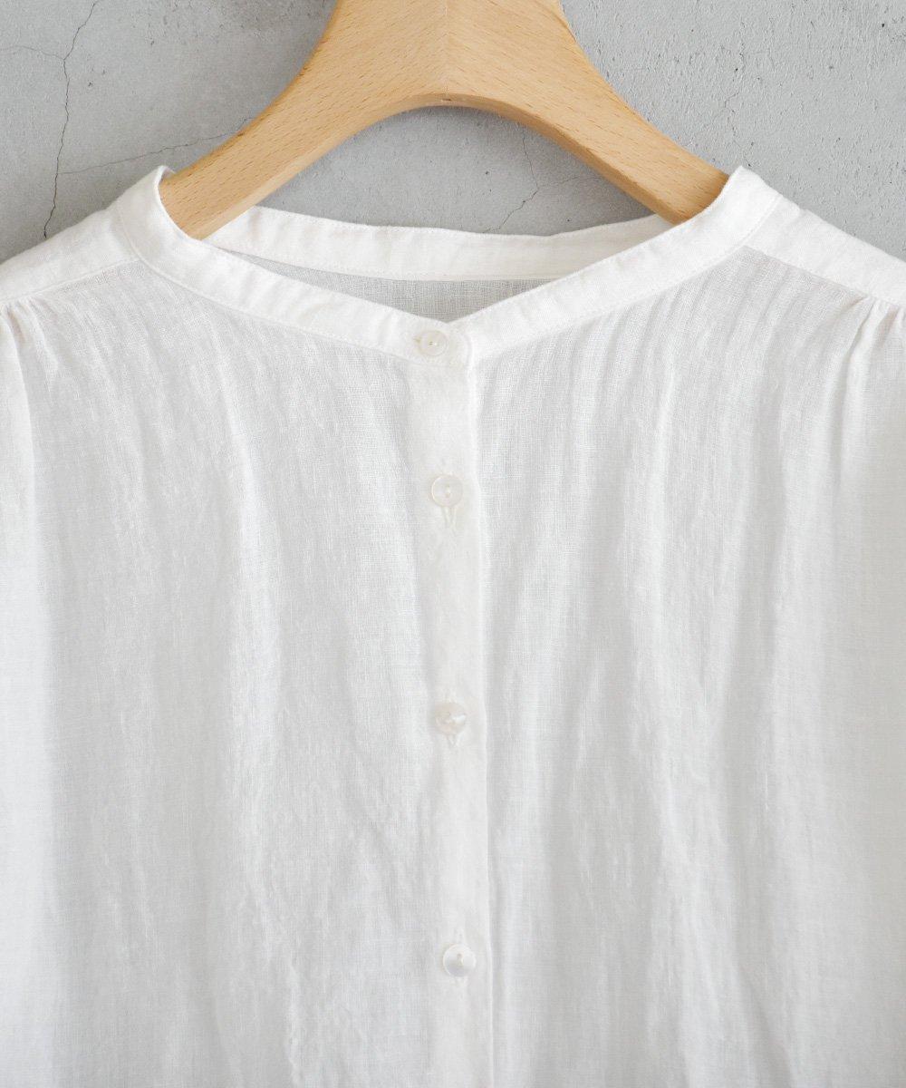 ikkuna/suzuki takayuki / smock blouse(white)<img class='new_mark_img2' src='https://img.shop-pro.jp/img/new/icons1.gif' style='border:none;display:inline;margin:0px;padding:0px;width:auto;' />