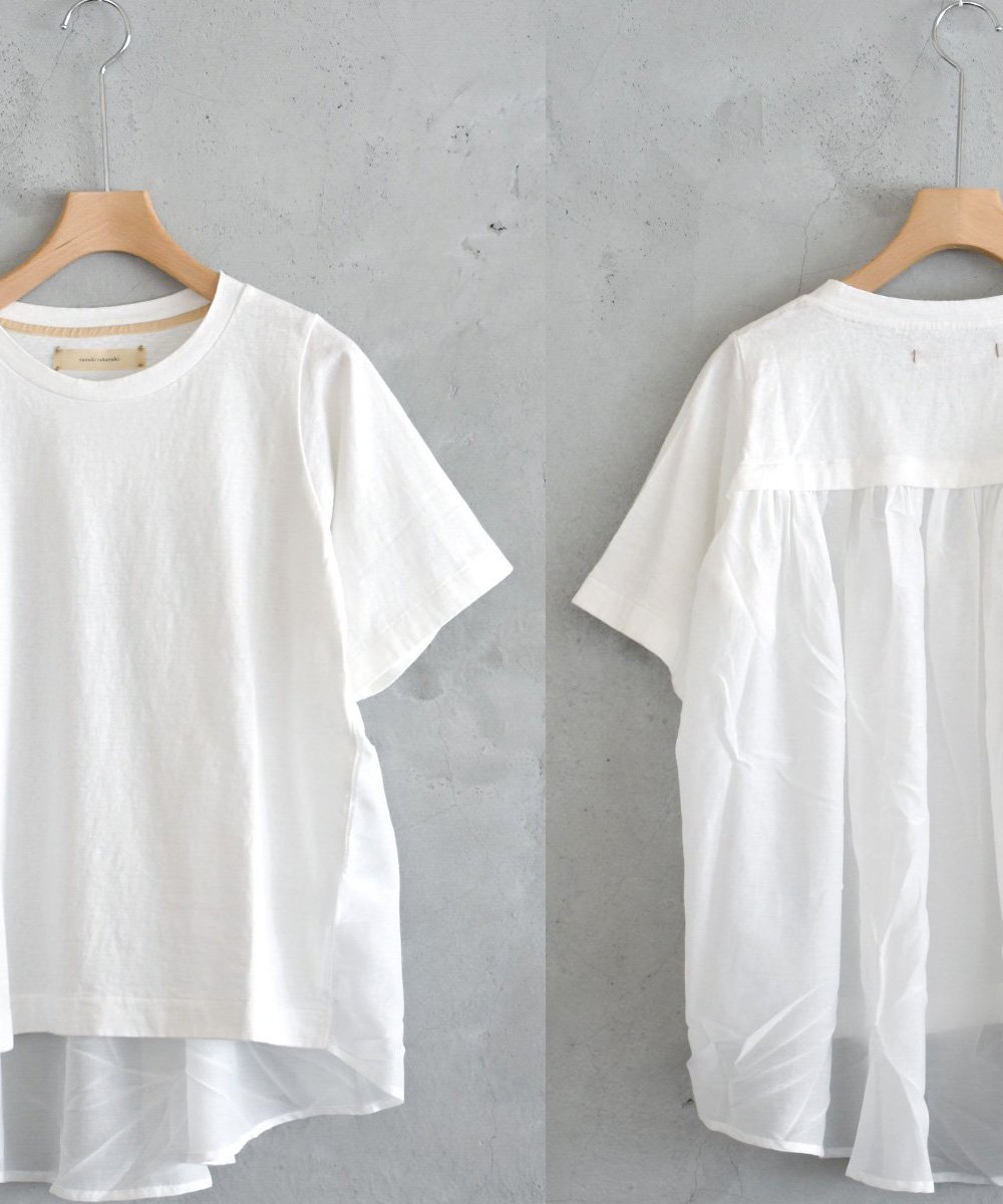 combination t-shirt(nude)