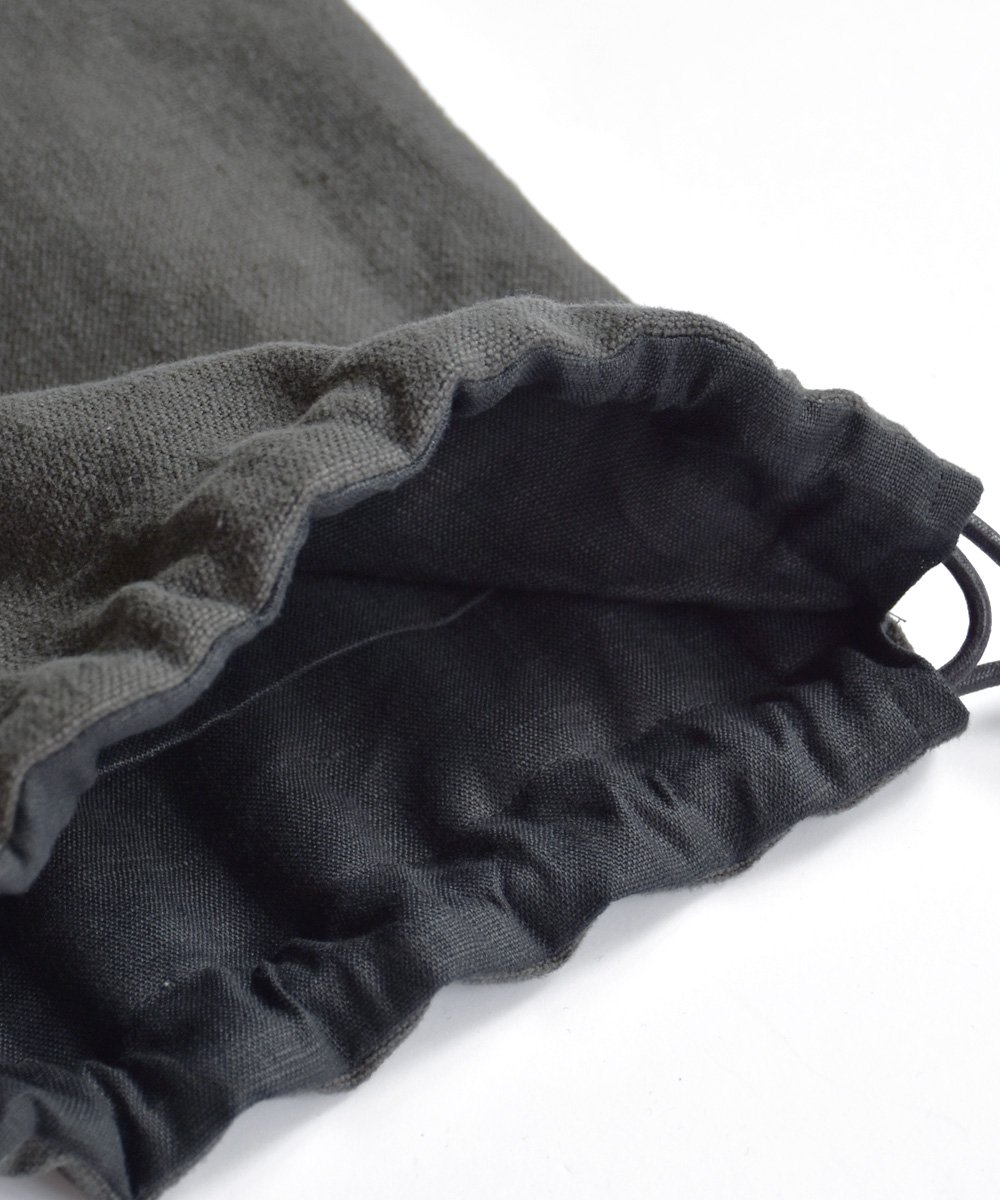 parts shoulder M(linen・black)<img class='new_mark_img2' src='https://img.shop-pro.jp/img/new/icons1.gif' style='border:none;display:inline;margin:0px;padding:0px;width:auto;' />