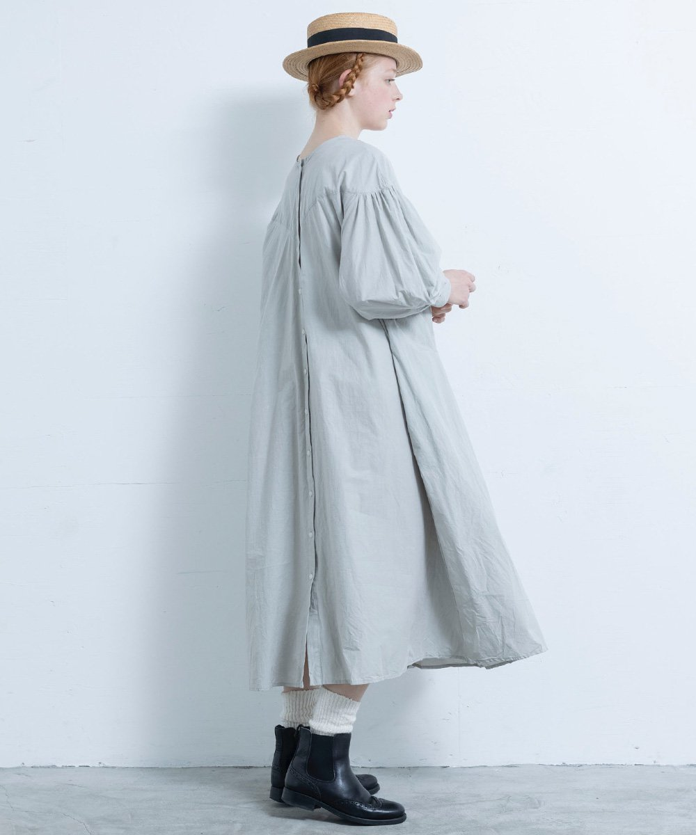 ROBE de PEAU / 2WAY ATELIER ONE PIECE(GRAY)<img class='new_mark_img2' src='https://img.shop-pro.jp/img/new/icons1.gif' style='border:none;display:inline;margin:0px;padding:0px;width:auto;' />