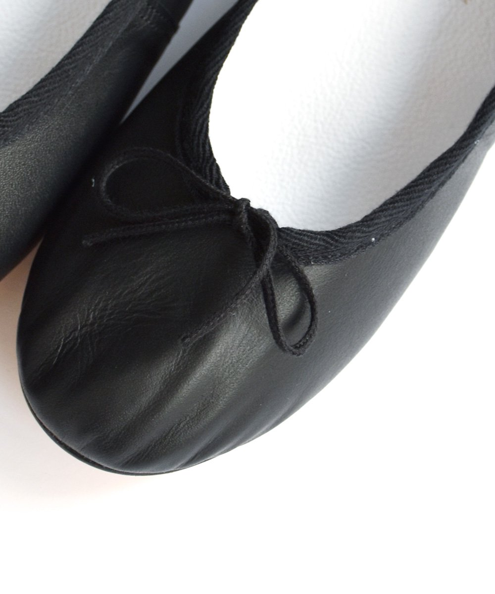 CATWORTH / Ballet Shoe(ブラック)<img class='new_mark_img2' src='https://img.shop-pro.jp/img/new/icons1.gif' style='border:none;display:inline;margin:0px;padding:0px;width:auto;' />