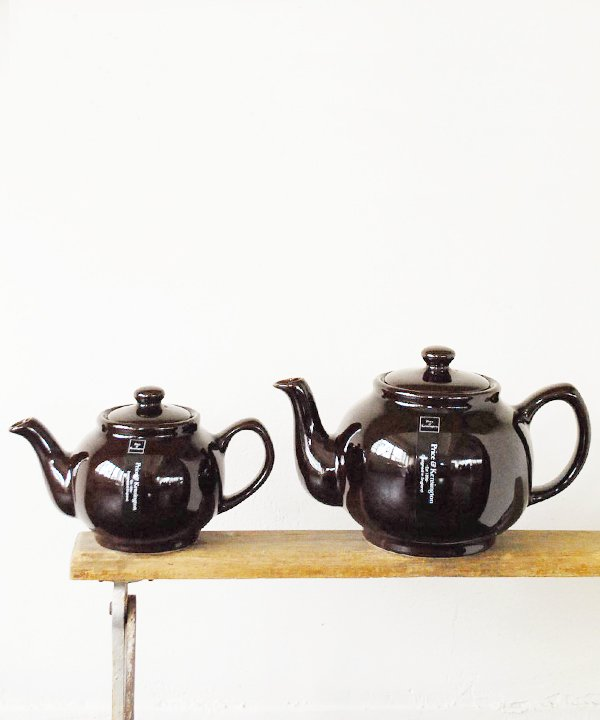Brown Betty Teapot / 2-cup Teapot