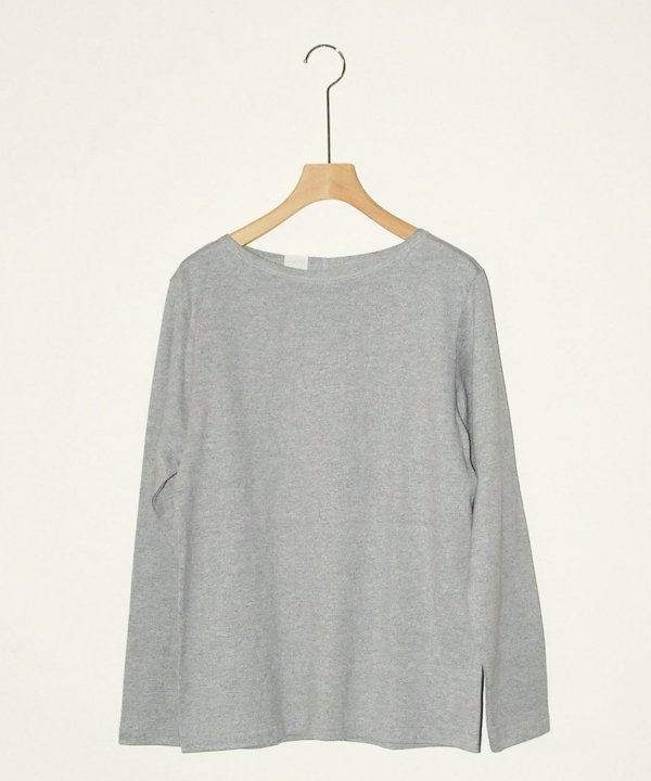【SALE:30%off】13 RCH BOAT NECK LONG SLEEVE(t.gray)<img class='new_mark_img2' src='//img.shop-pro.jp/img/new/icons16.gif' style='border:none;display:inline;margin:0px;padding:0px;width:auto;' />