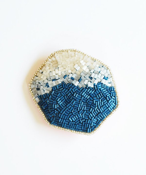 Polaris(Large) / brooch